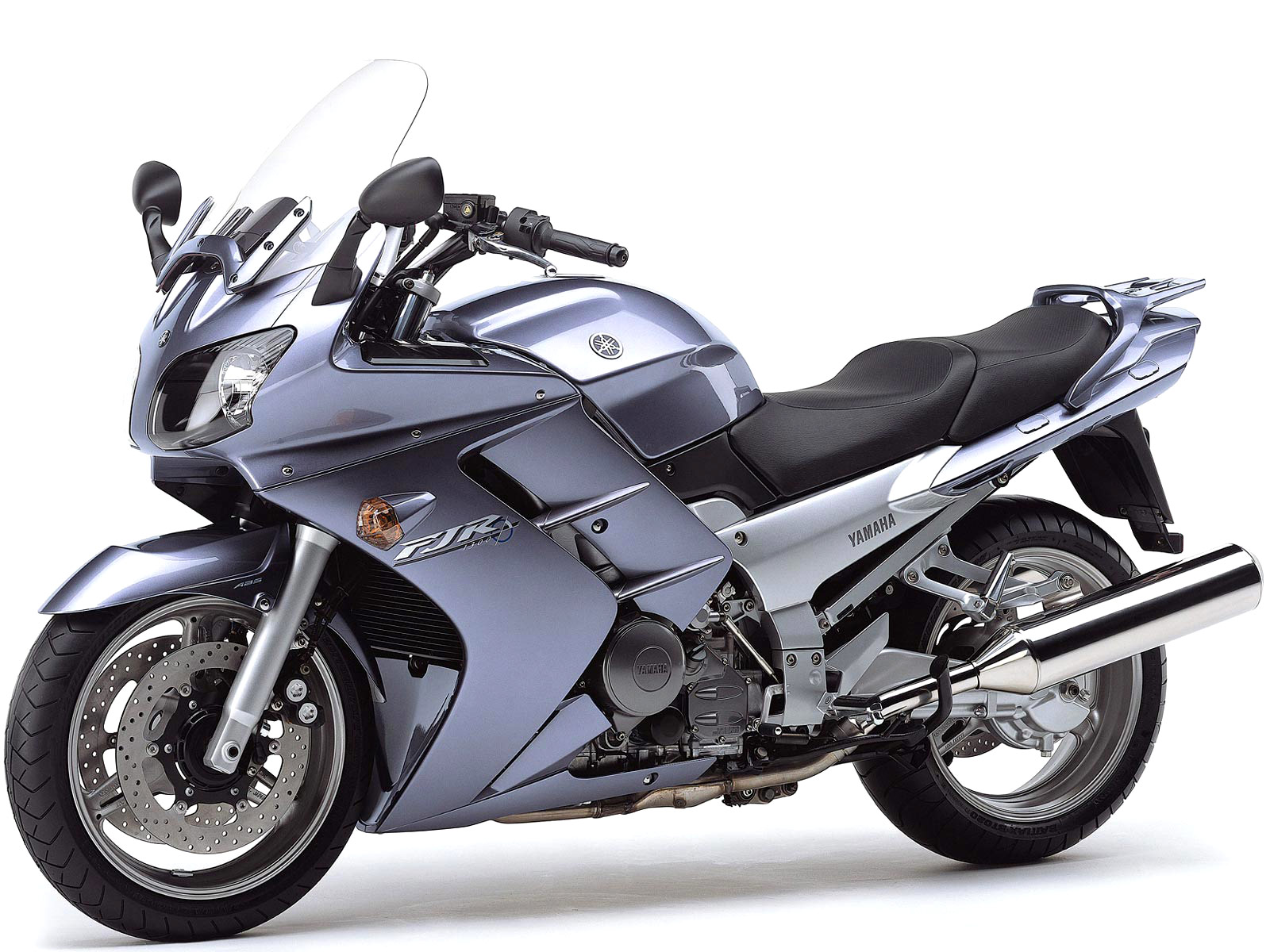 Yamaha FJR 1300 2005 Motorcyle wallpapers