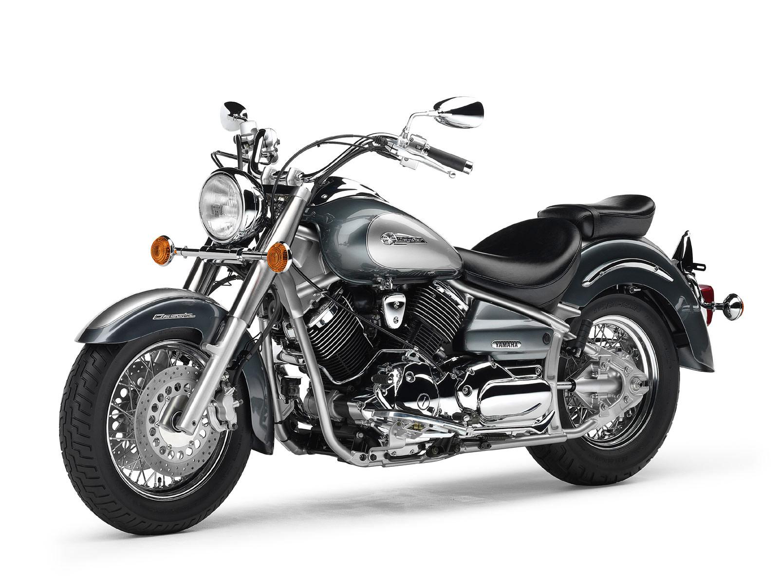 2007 yamaha xvs 1100 a dragstar classic motorcycle. Black Bedroom Furniture Sets. Home Design Ideas