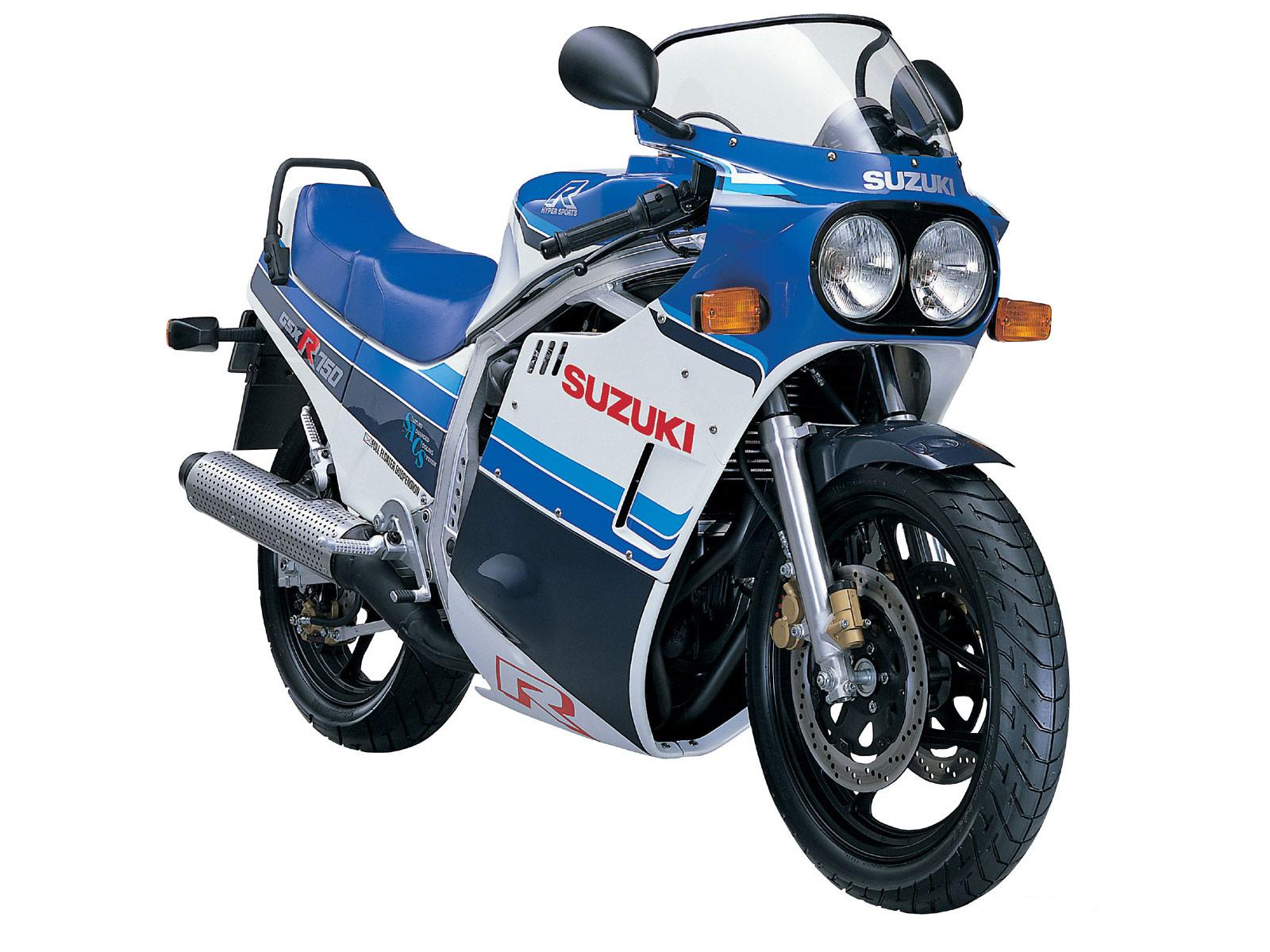 gambar motor SUZUKI GSXR 750 1985 pictures  specifications