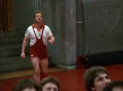 Why was the pegboard such a big deal in Vision Quest ...