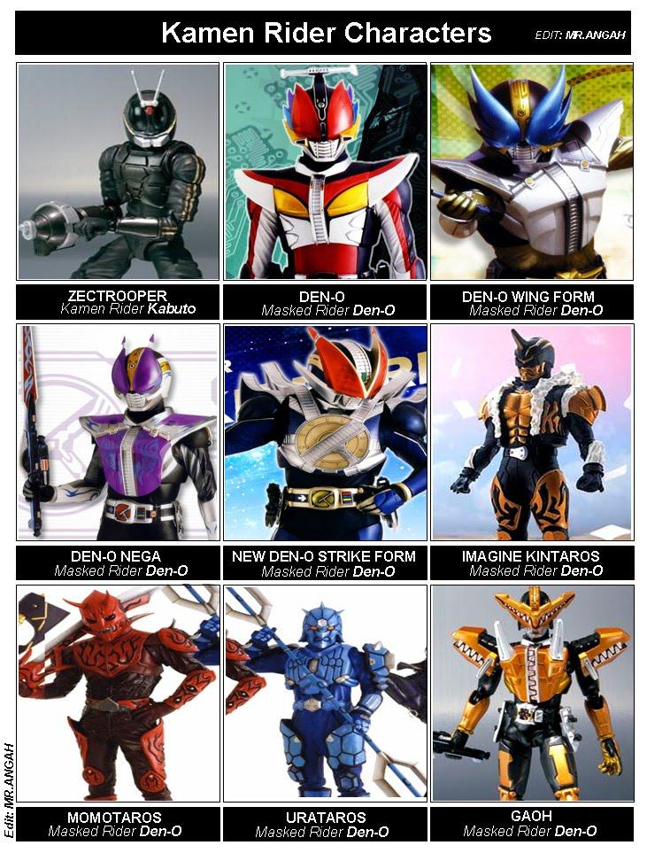 Kamen Rider Den-O- Kamen Rider Den-O