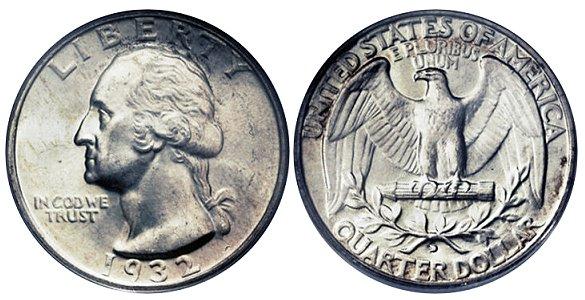 Kirk's Knook: US Quarters