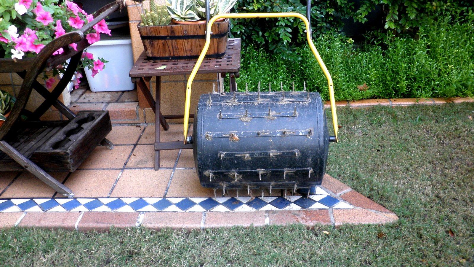 Jardinbio c sped de tepes trabajos de oto o invierno for Tepes de cesped baratos