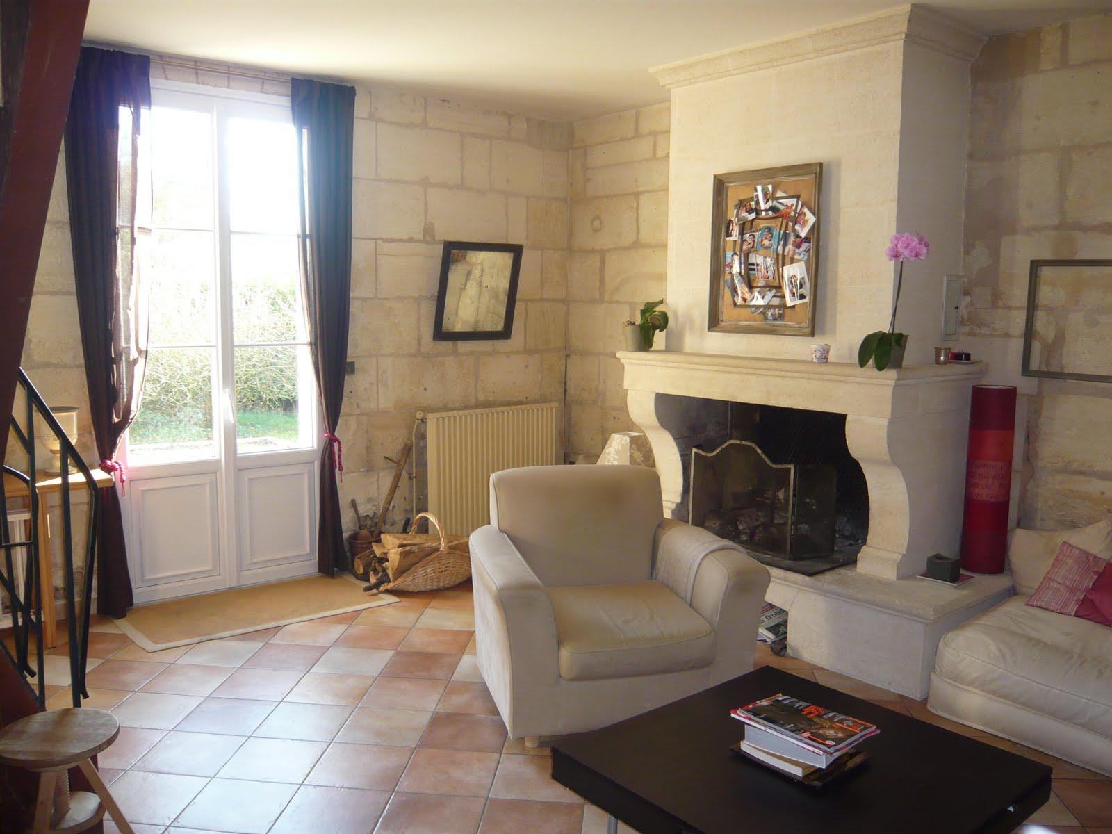 maison vendre salleboeuf salon 25m2 rdc. Black Bedroom Furniture Sets. Home Design Ideas