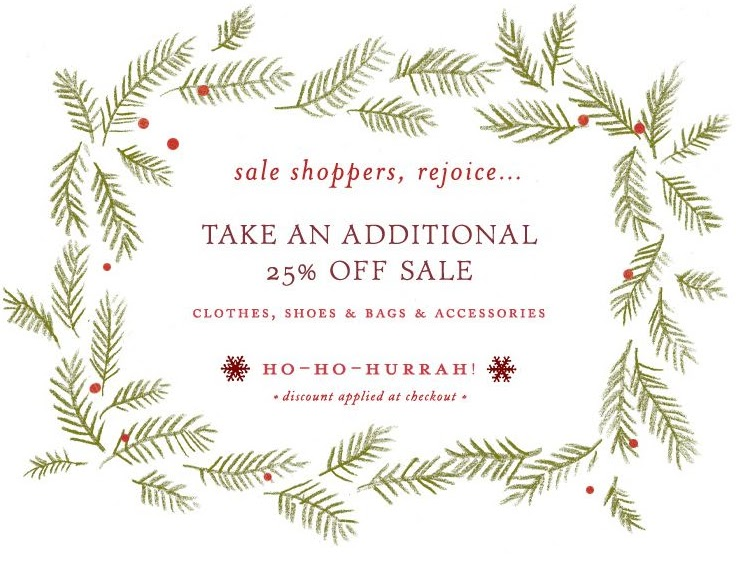 Does not apply to full-price items, BHLDN wedding gowns, furniture, found, Gather by Anthropologie items, Curated by Anthropologie items, previous purchases, and/or the purchase of gift cards. Cannot be combined with other offers.