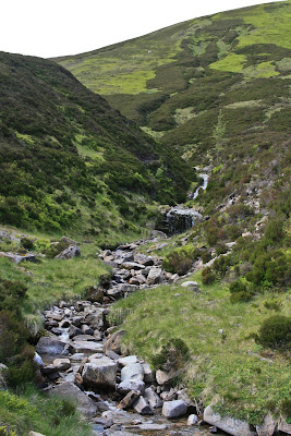 Stream in Coire Dhomain