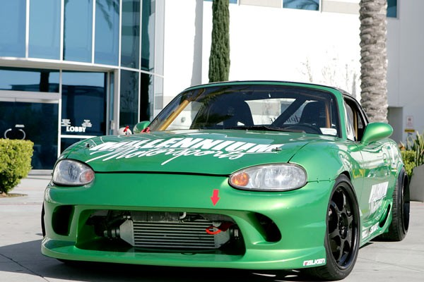 Maverik Corner Mx5 Jeff Abbott Formula Drift Miata Nb