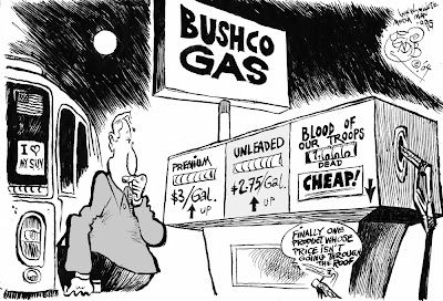 High gas price cartoon