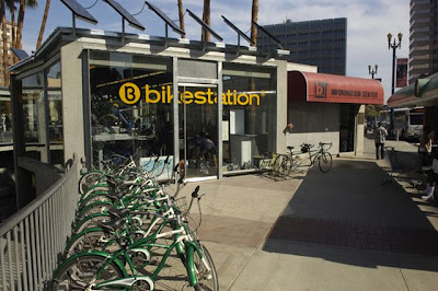 Image of Long Beach Bikestation