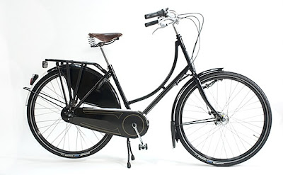 Image of Dutch bicycle