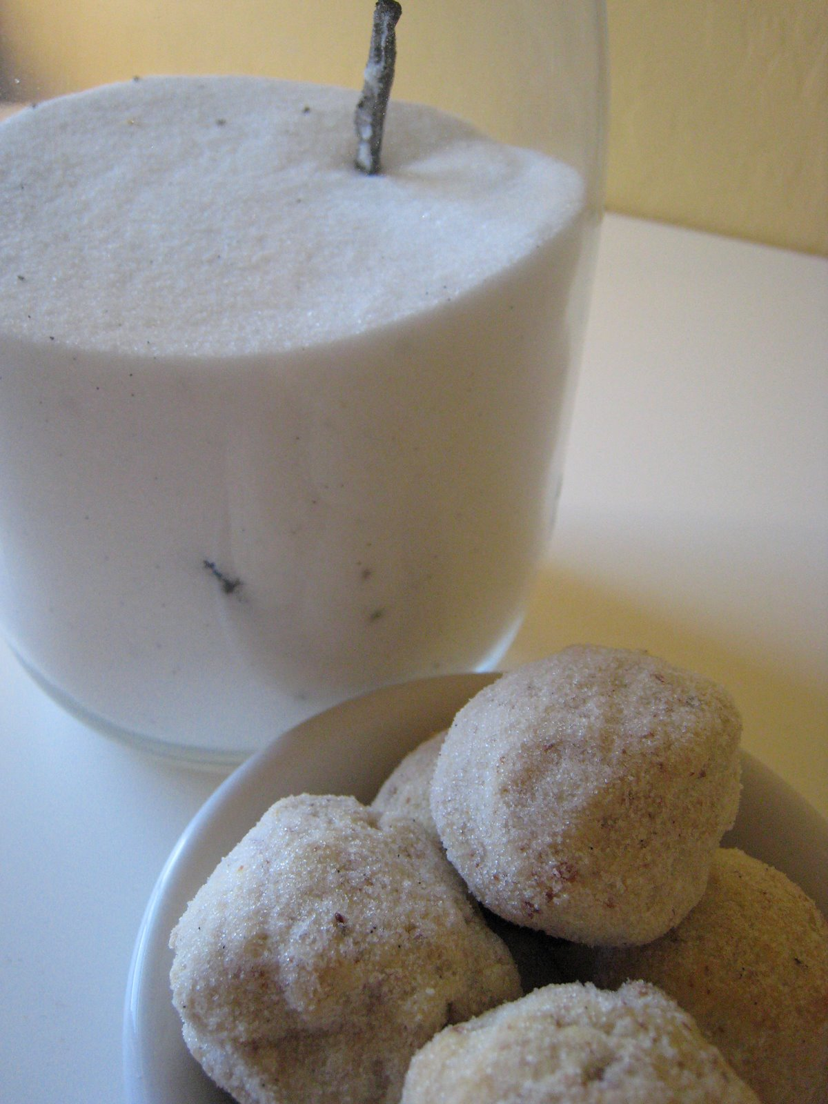 kipferl austrian almond cookies