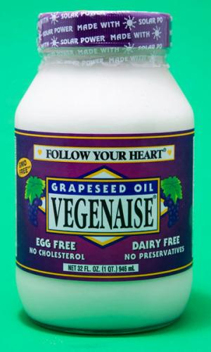Stupid Easy Recipes Product Review Vegenaise
