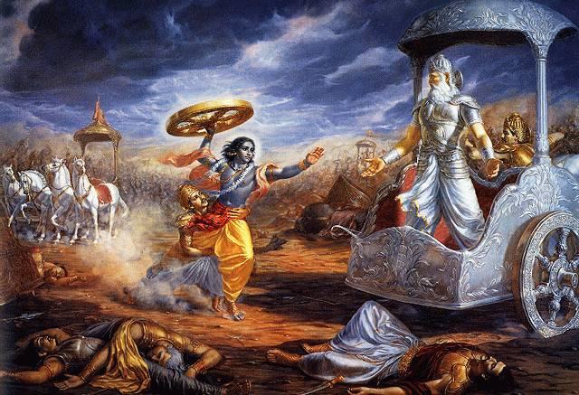 Mahabharata Podcast: Episode 78 - Kurukshetra, Day 17: A