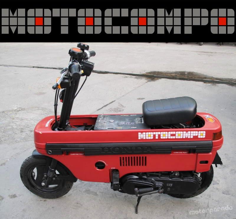 Motorparade It S Motocompo Day