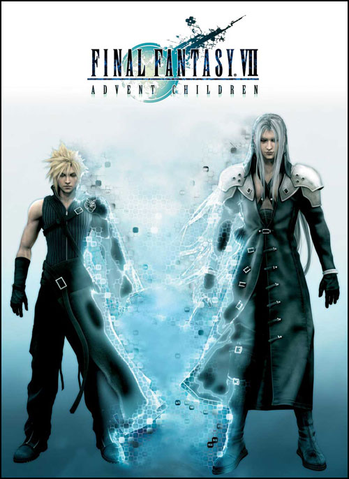 Final Fantasy VII: Advent Children Legendado