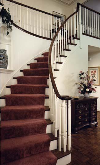 Caden S Architecture Portfolio Stair Styles