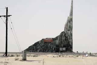 Dubai - Desert Gate en route to Bab Al Shams