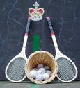 Real or Court Tennis Racquets