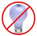Stop Wasting Electricity - Light Bulb