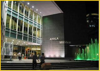 Ayala Museum, Manila Philippines