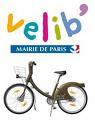 Velib Bicycle in Paris