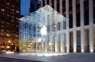 Apple Store Manhattan New York City
