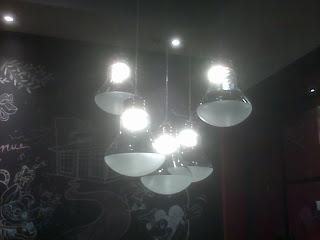 Starbucks Disney Paris Eco Store: Light within a Light Concept