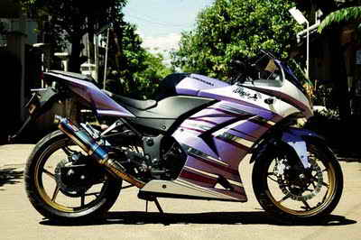 Kawasaki Ninja 250 R Specifications Custom Modification