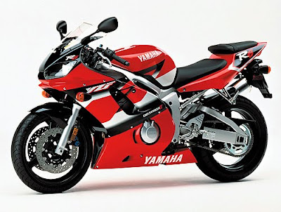 Motorcycle Modifications: Modification of Red Edition Yamaha R6