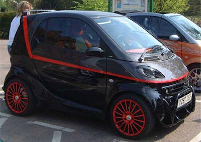 Car Uk New Team Mini Cars Custom Smart Car