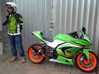 Kawasaki Ninja 250 Custom