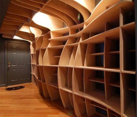 Custom Wood Furniture At The Galleria