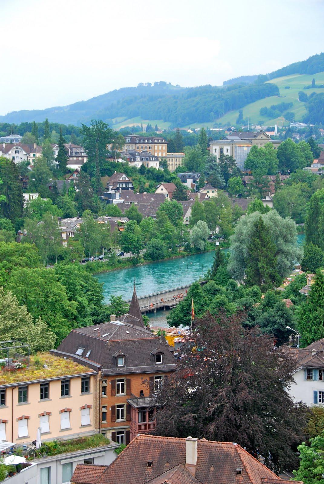 Chronicles of a Journey: Bern, Switzerland