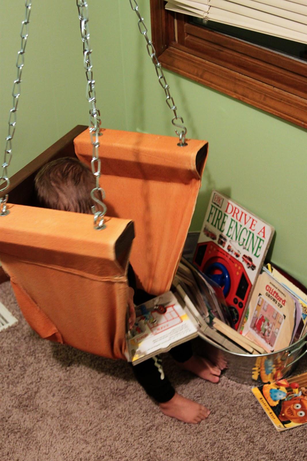 Reading Nook Chair Futon Bed Uk Hanging Sugar Bee Crafts