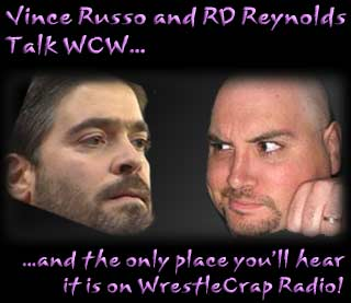 vince russo wcw