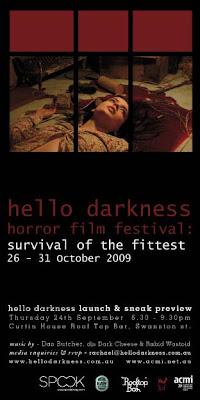 Hello Darkness Film Festival