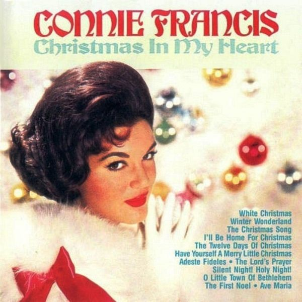 Music Amp So Much More Connie Francis Christmas In My Heart