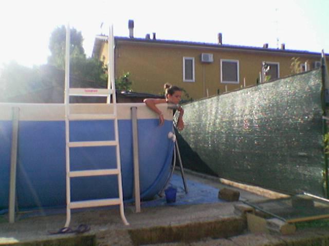 Sputailrospo la piscina fuoriterra bilancio di fine stagione - Piscina sopra terra ...