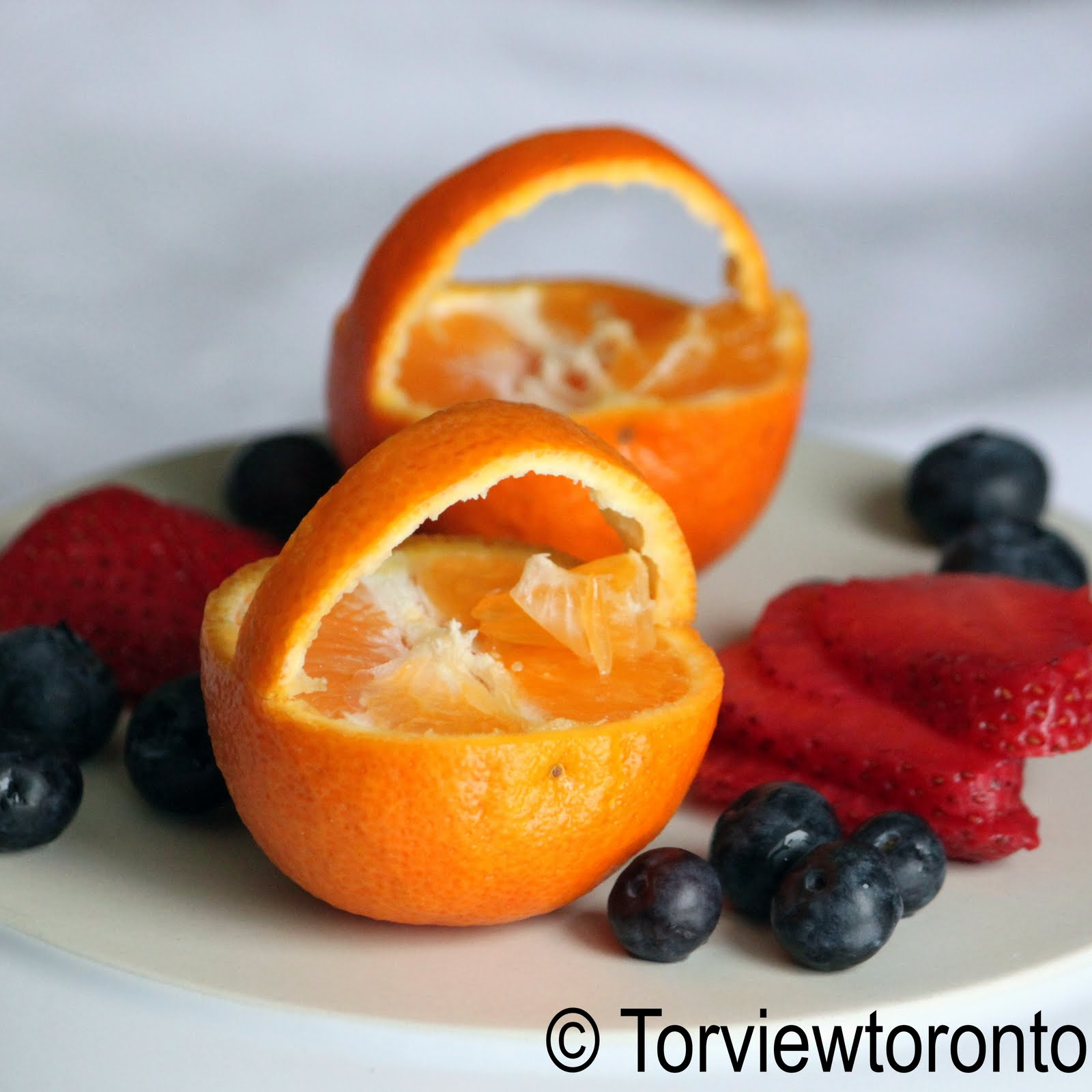 Torviewtoronto: Orange basket