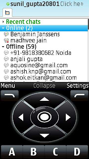 ebuddy mobile nokia 5800