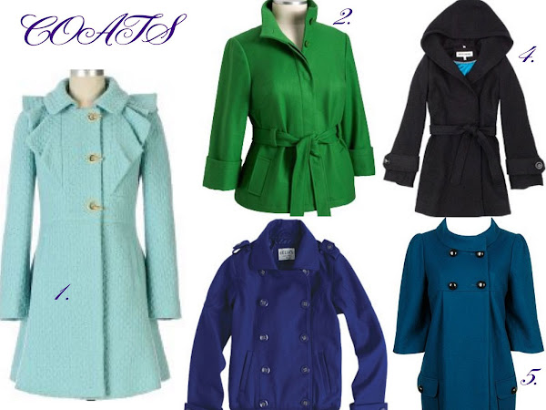 Colored Coats
