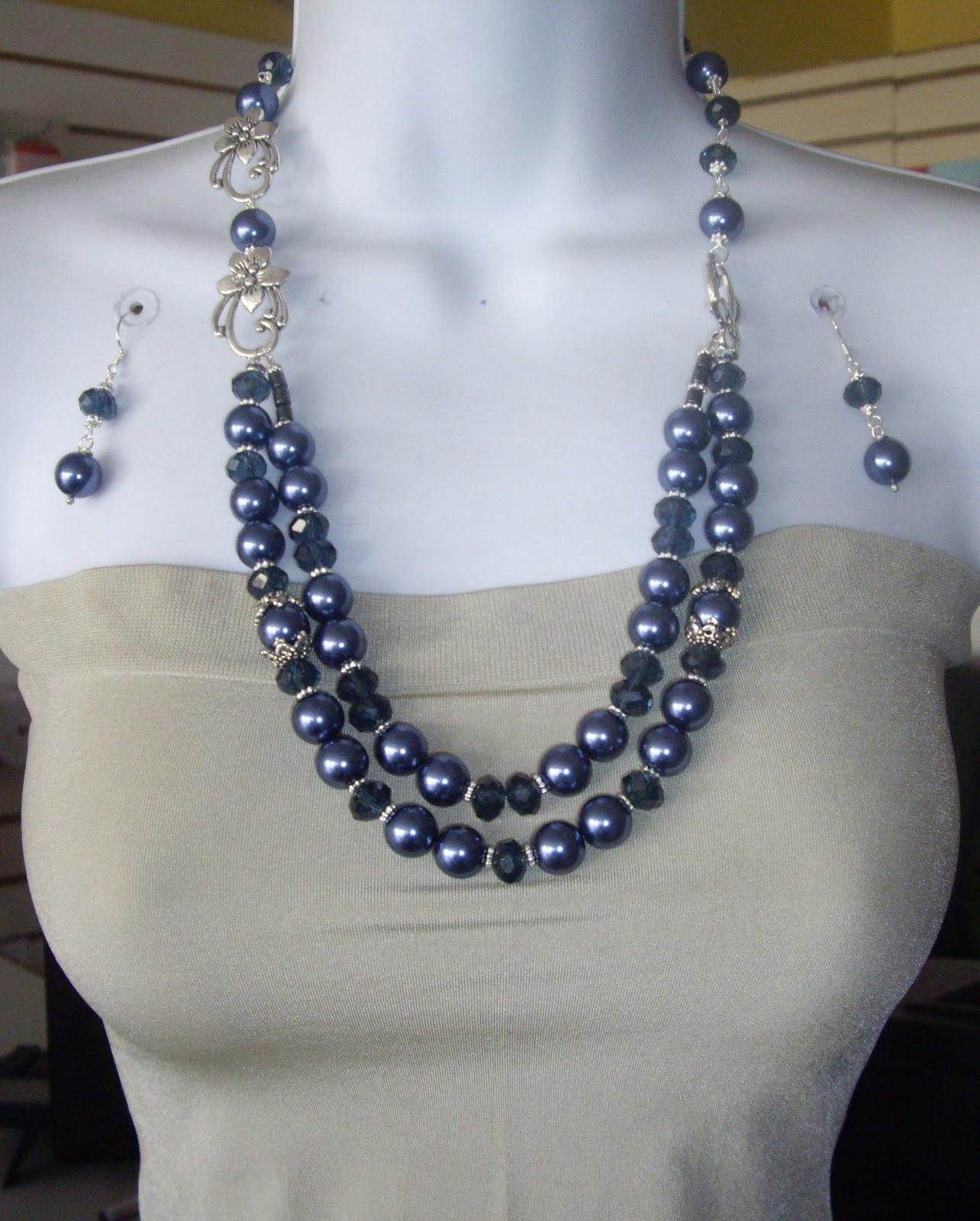 f34a3a11820a IDEA Collar de perlas Collares Pearls Jewelry y Beads t