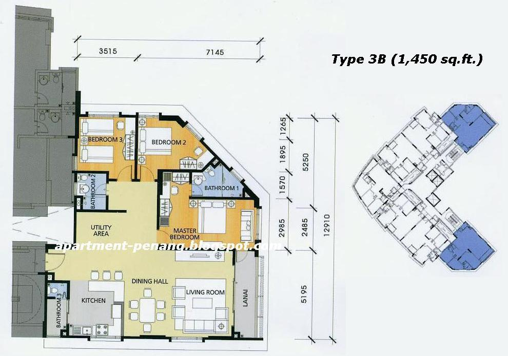 The Brezza Apartment Penang Com