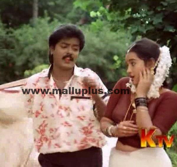 Hot Images Tamil Actress Chitra Masala First Night Clip -8362