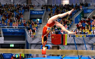 beijing 2008 the official video game of the olympic games gymnastics