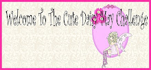 Cute Dasy May Challenge blog