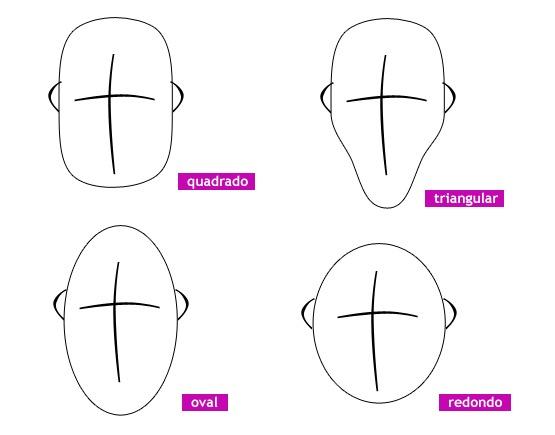 5cc15da18b3d0 Para o rosto quadrado - testa largar e maxilar saliente, aposte em armações  arredondadas com lentes degradê que disfarça o maxilar acentuado, ...