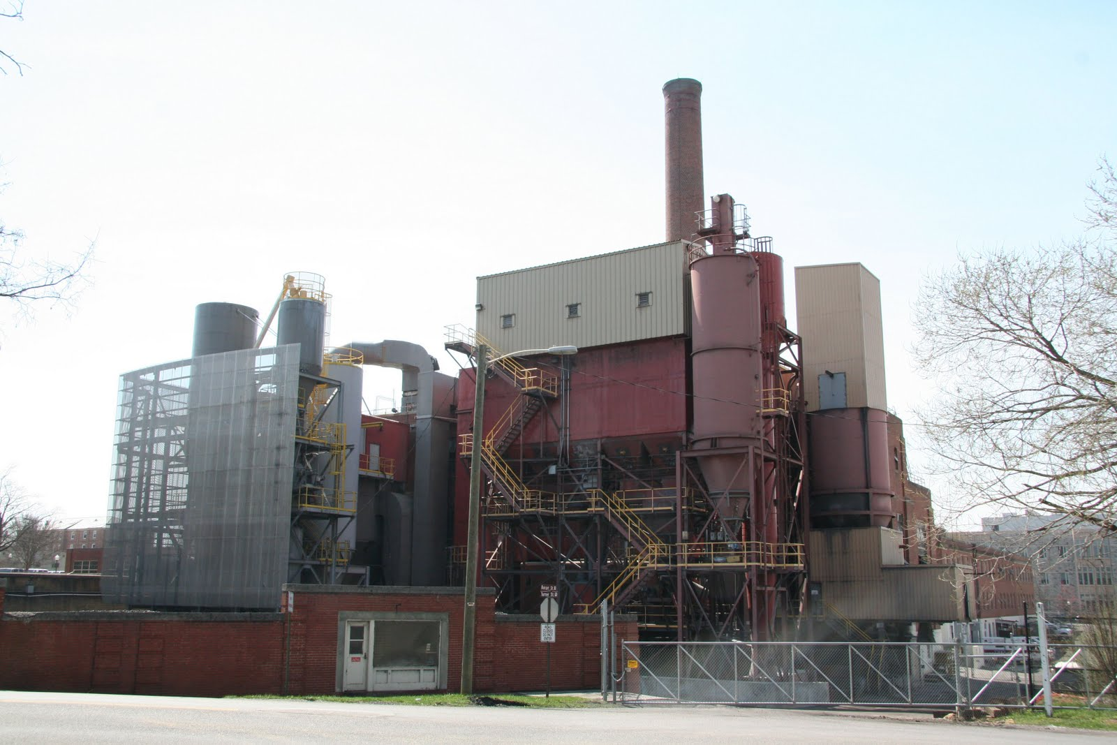 Blacksburgdailyphoto: Tech Power Plant