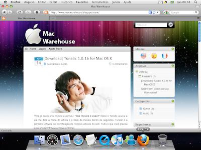 10.8.5 MAC OS TÉLÉCHARGER FIREFOX X
