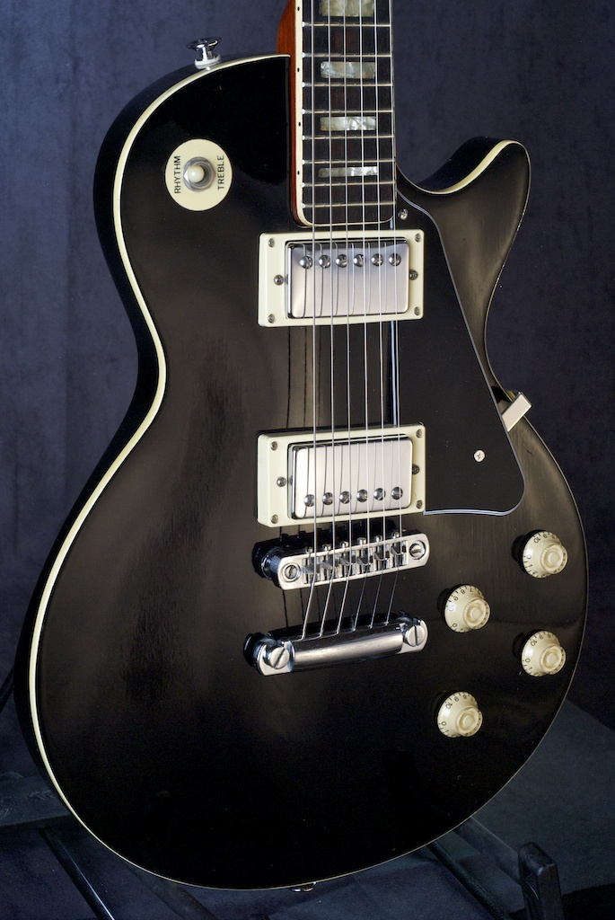 guitar resurrection hondo ii les paul. Black Bedroom Furniture Sets. Home Design Ideas